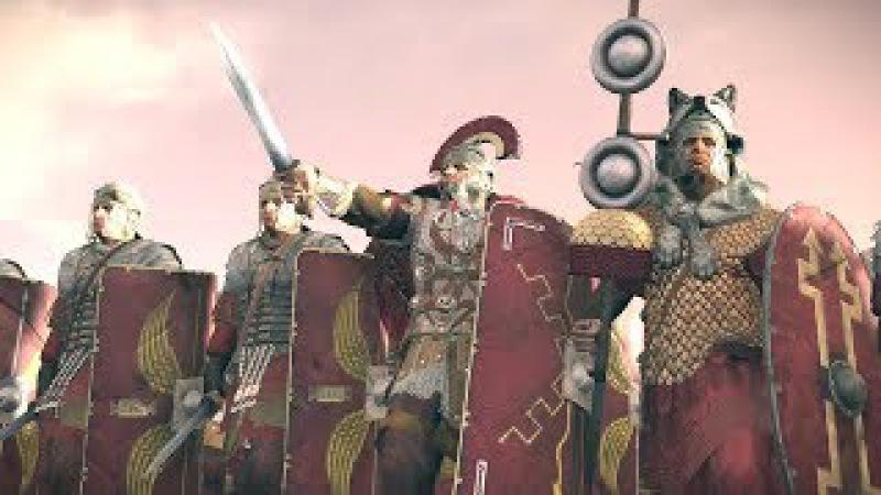 ✞ Засада для римских легионеров ✞ Сражение в пустыне ✞