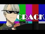 Юри!!! на льду  Витя АК-47  CRACK
