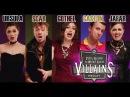 DISNEY VILLAINS MEDLEY (Whitney Avalon Peter Hollens)