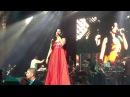 Shreya Ghoshal I Shukran Allah I Shreya Ghoshal Live With Symphony ISan Jose I Oracle Arena I26 08