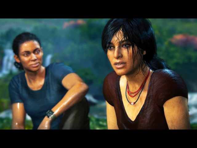 HOW DID WE SURVIVE THAT!? | Uncharted: The Lost Legacy - Part 3