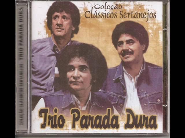TELEFONE MUDO - TRIO PARADA DURA