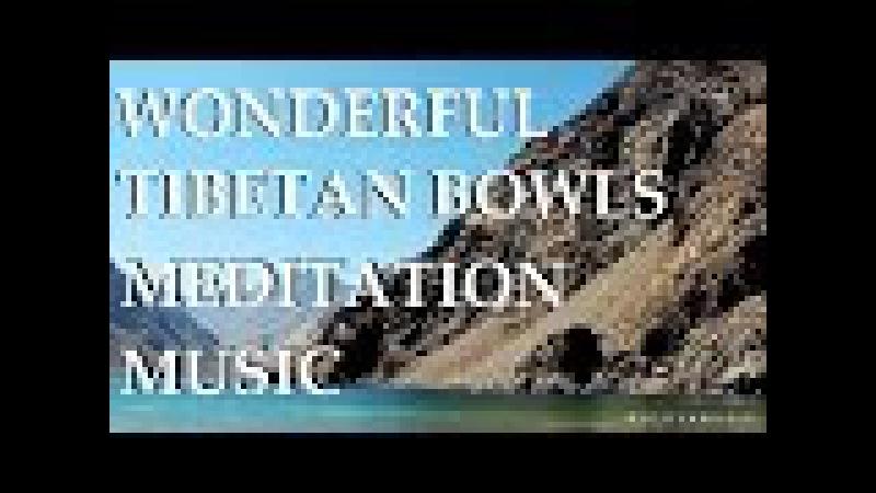 Musica Para Meditar - Cuencos Tibetanos - Tibetan Bowls 1 hour