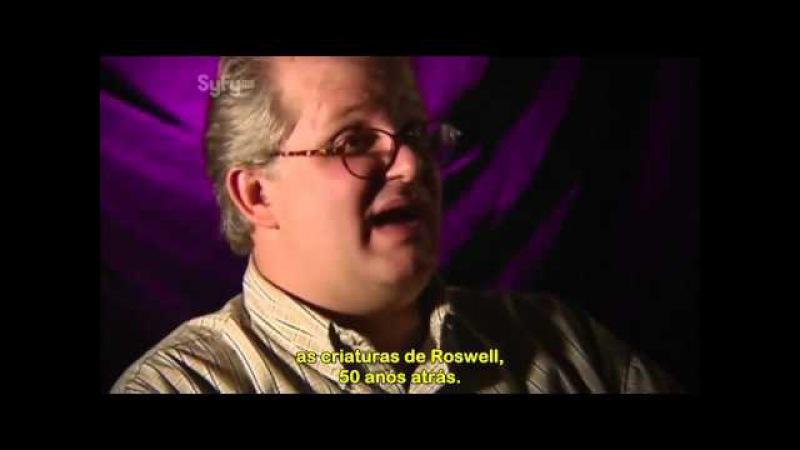 Caso Varginha Inédito e Legendado HD - Documentário do SYFY