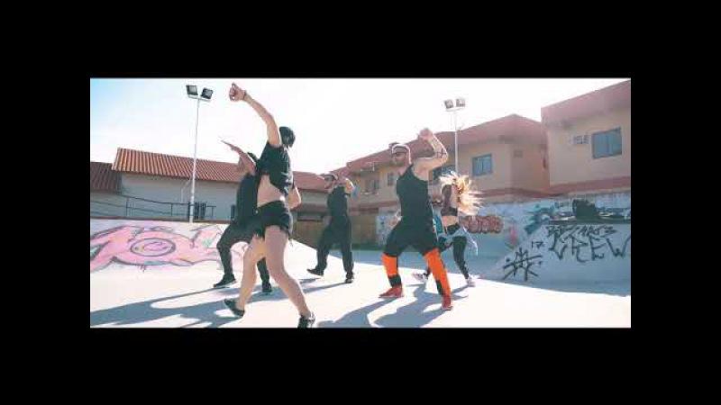 Suena El Dembow Joe Montana Sebastian Yatra - Marlon Alves Dance MAs - Zumba