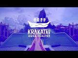 Скоростная водная горка Krakatau, парк Volcano Bay, Орландо