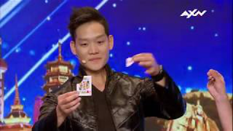Magician Andrew Lee Judges' Audition Highlights | Asia's Got Talent 2017