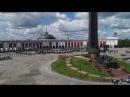 Церемония вручения лейтенантских погон выпускникам Военного университета Минобороны России на Поклонной горе в Москве