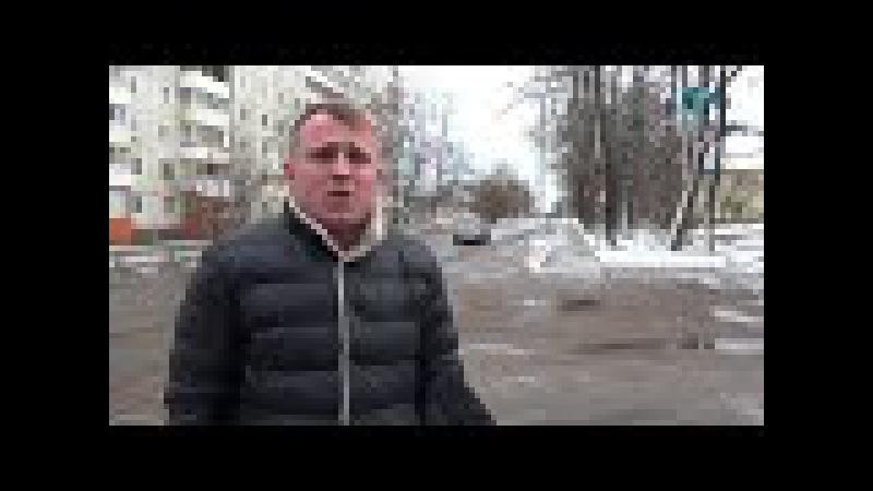 Ремонт тротуаров в г.п. Калининец
