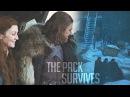 (GoT) House Stark    The Pack Survives