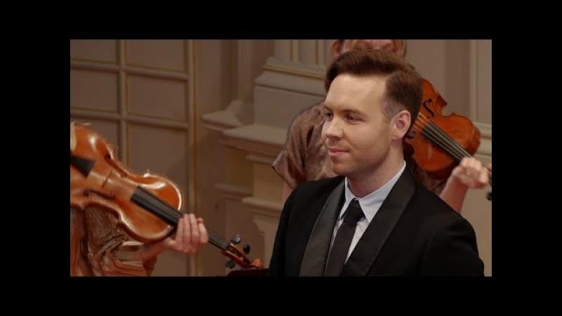 Handel: Sento Brillar (Il Pastor Fido); Christopher Lowrey, countertenor, Voices of Music 4K