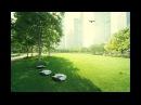 Husqvarna Solea An autonomous lawn mower system concept