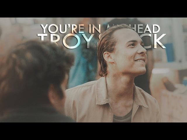 Troynick   you're in my head (3x14)
