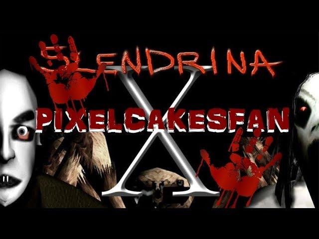 В ПОИСКАХ МАСТЕР-КЛЮЧА \ Slendrina X \ PixelCakesFan