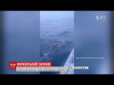 Укранка Маря Крестьянська не змогла перепливти Ла-Манш