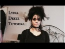 ✝ Lydia Deetz Makeup and Hair Tutorial ✝