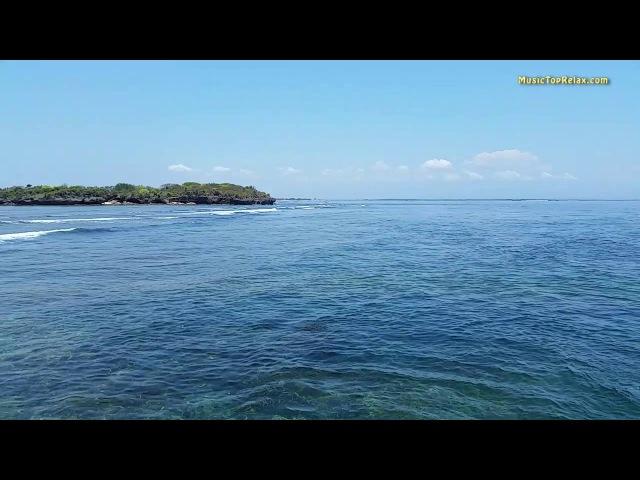 Шум Моря 3 часа, Звуки волн, Морской прибой, Релакс