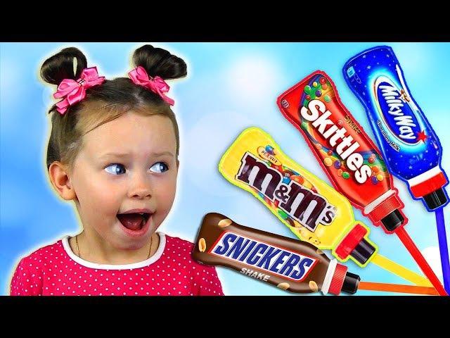 Сrying Babies! Bad kids eating CANDY learn colors baby Song Johny Johny Yes Papa Nursery Rhymes