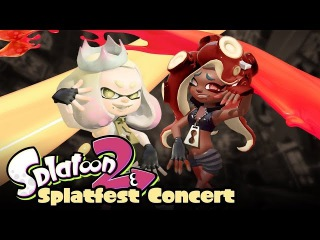 Splatoon 2 Splatfest Concert: Team Mayo vs. Team Ketchup