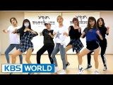 Girls Next Doors dance practice for Deep Blue Eyes! - Full Ver. Idol Drama Operation Team