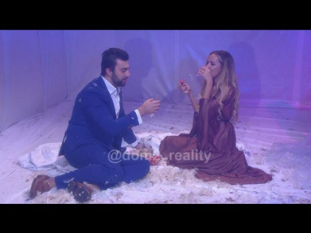 Первые кадры роскошного свидания Алексея Чайчица и Елизаветы Триандафилиди