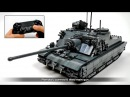 Lego Technic RC A39 Tortoise Heavy Tank Destroyer