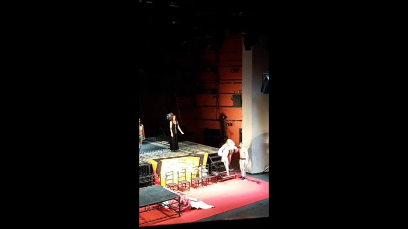 Последняя любовь Дон Жуана Театр Романа Виктюка 15.06.2017г.