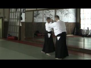 Shihonage - axis, mass, rhythm