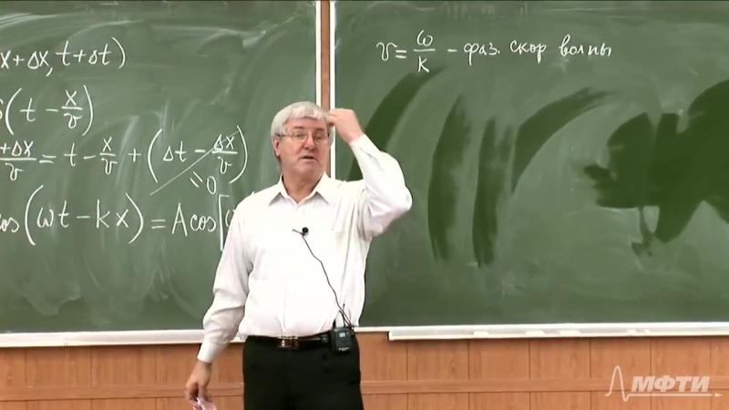 12 Механика Затухающие и незатухающие колебания Неинерциальные системы отсчета
