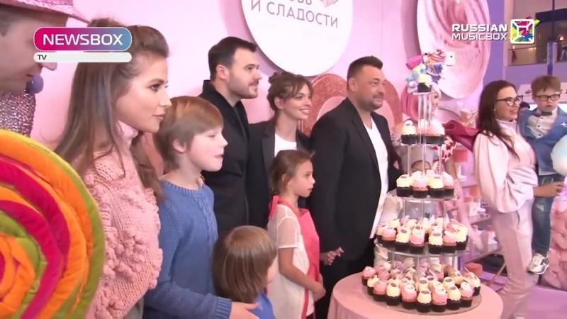 NEWSBOX. Сергей Жуков и Регина Бурд