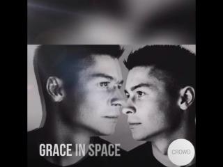 Grace In Space  |   C R O W D  |   22 | 02 | 2018   |    Patio31