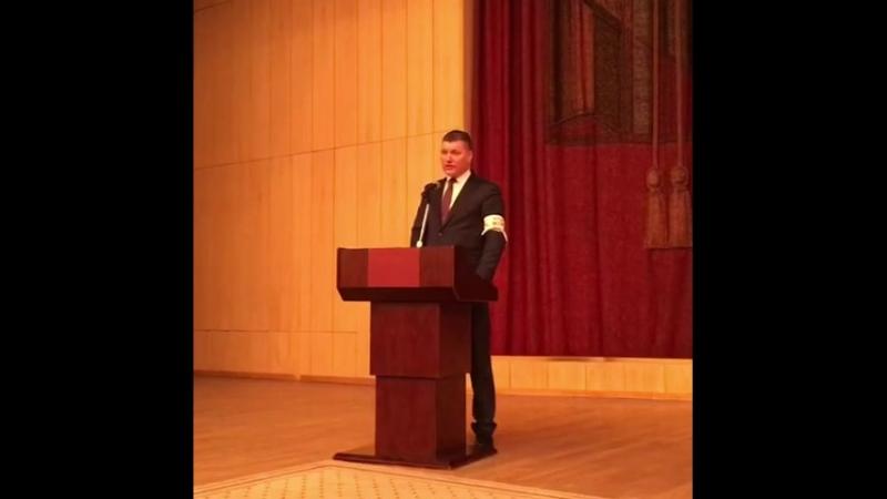 Мое выступление на Съезде родителей России в Президент-Отеле.
