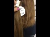 Наращивание волос 76 грамм г. Харьков