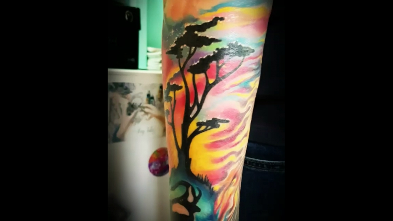Обновление AnnyTattoo tattooMoscow