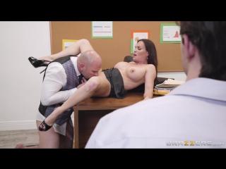 [BigTitsAtWork.com / Brazzers.com] Diamond Foxxx (HR Whorientation / 27.01.2018) [2018 г., Big Tits,Big Tits Worship,Brunette,Bu