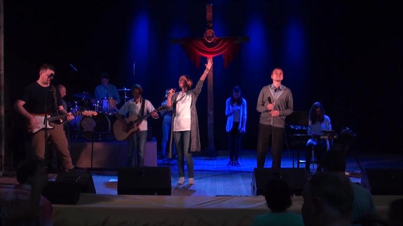Христианское прославление и поклонение | Вот я здесь | Сергей Митянин | Церковь Завета