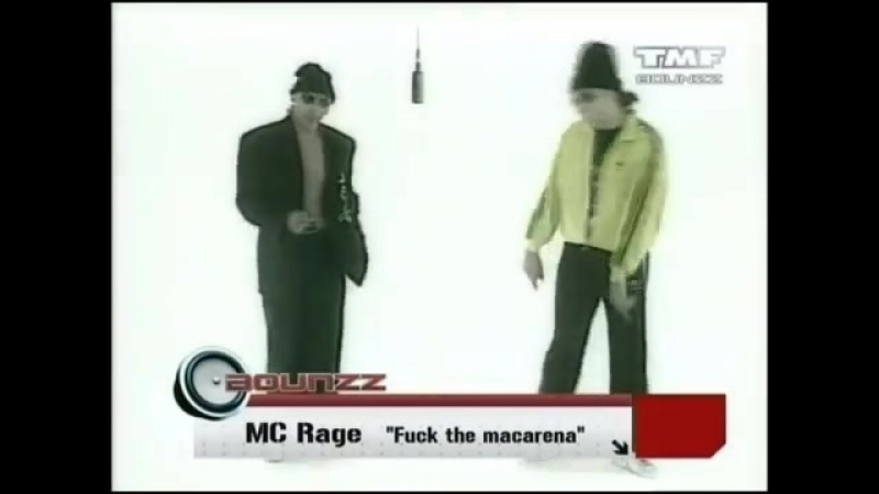 Mc Rage - FK the macarena