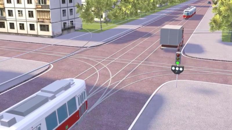 Урок 6.2- Сигналы светофоров. Как читать сигналы светофоров