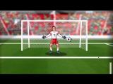 Футбол в игре Качок - первая бета версия