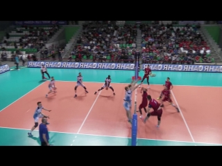 HIGHLIGHTS. Факел — Зенит СПб Суперлига 2017-18. 1-4 финала. Мужчины