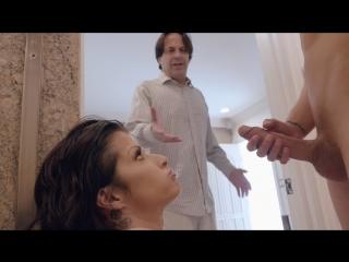 Joslyn james (joslyn's secret shower)[2018, big tits,brunette,couples fantasies,milf,stepmom, 1080p]
