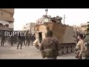 Сирия.22-11-2017.Город Абу-Кемаль под полным контролем правительственных сил