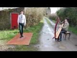 Кельтская арфа & ирландский степ | Fiachra - St. Patricks Day