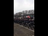 в/ч 06017 парад