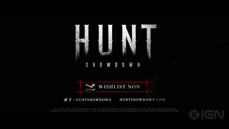 Hunt_ Showdown Early Access Steam Exclusive Trailer