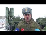 В Приморском крае развернули новые комплексы С-400