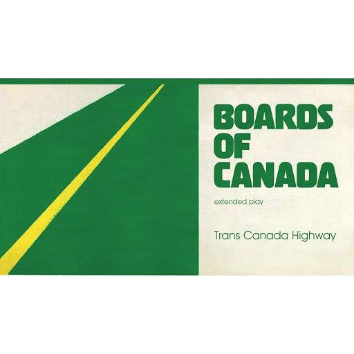 Boards of Canada альбом Trans Canada Highway