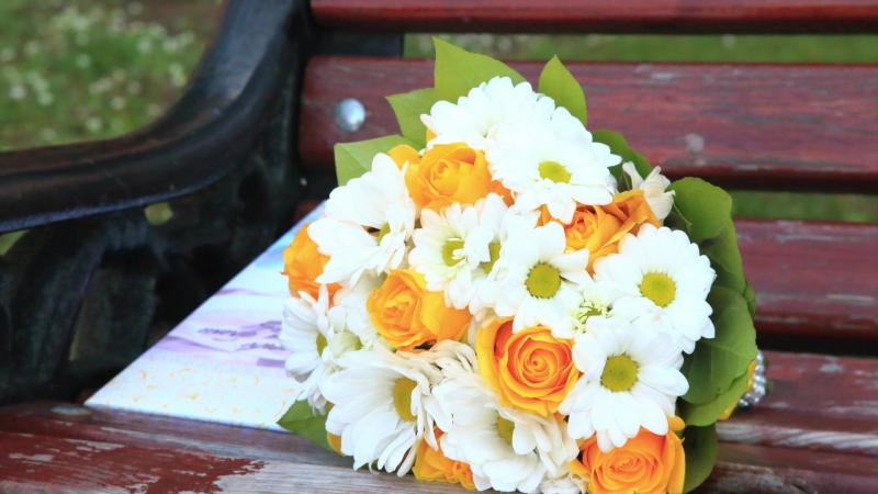 Свадьба Михаила и Елены (1)