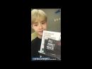 [РУС.САБ] Produce 101 – Lee Dae Hwi получил подарок от Mnet