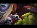Эпилог сюжетной кампании World of Warcraft: Defeat of the Burning Legion за Орду.